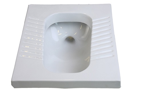 بازکردن لوله توالت
